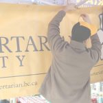Libertarians Protest ICBC's Monopoly