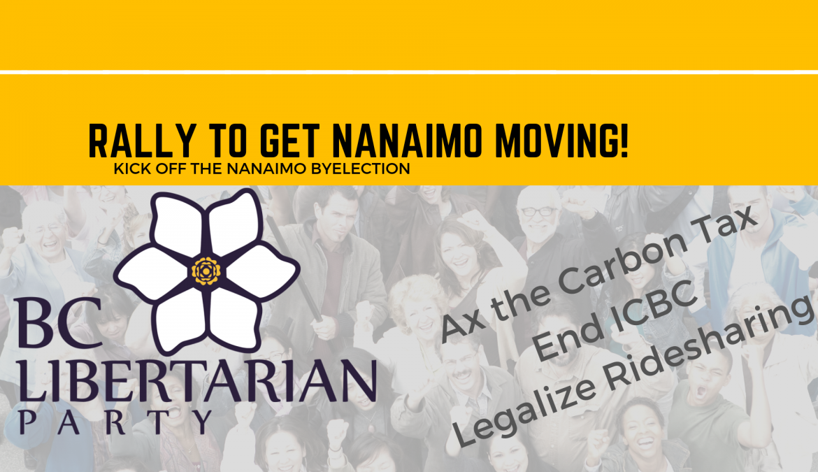 Rally to Get Nanaimo Moving!