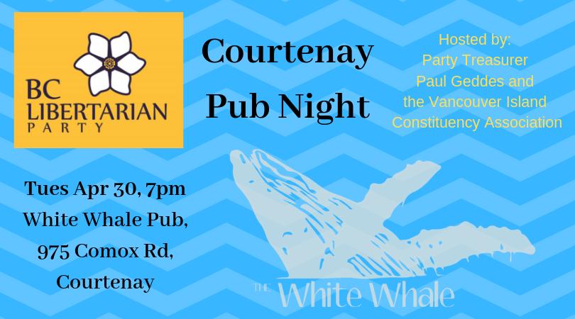 Courtenay Pub Night