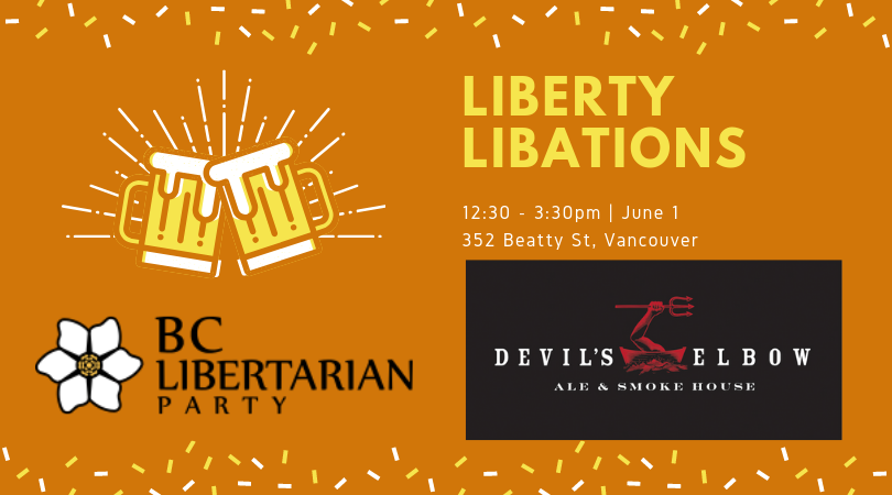 Liberty Libations: YVR CA meeting