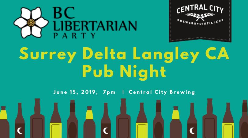Surrey Pub Night June 15