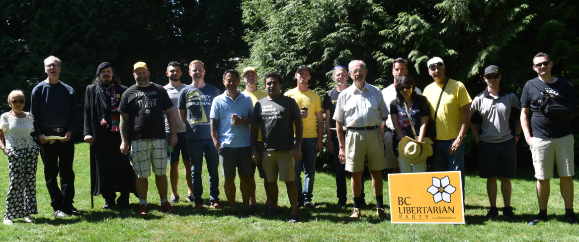 Press Release: Libertarians Run 4th Largest Slate in Provincial Election
