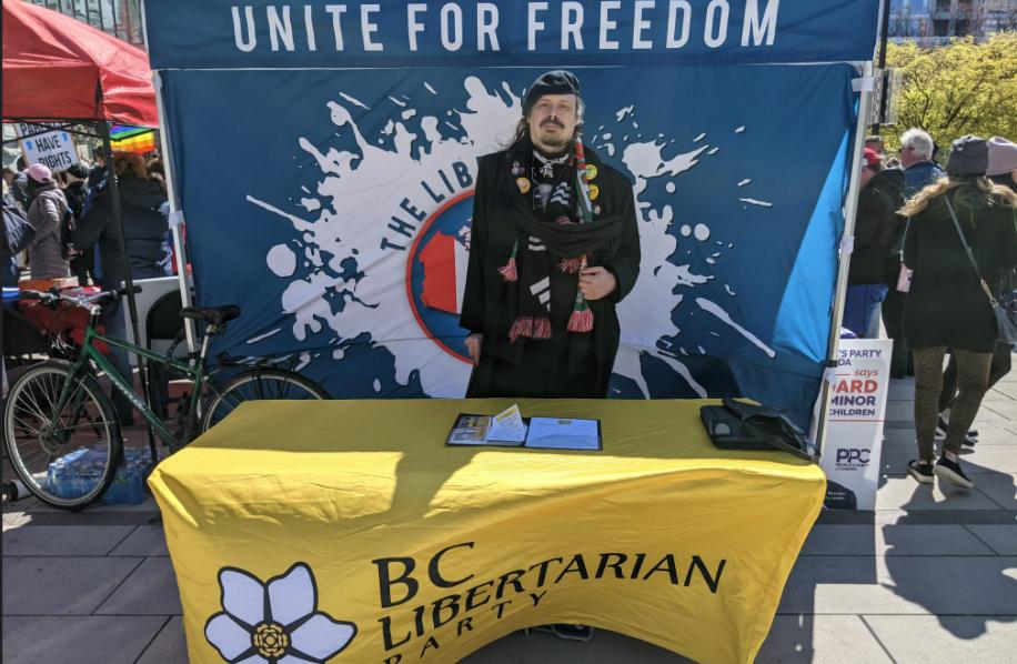 Gölök Buday Running for BC Libertarian Leadership