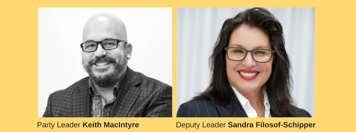 PRESS RELEASE:  Newly Elected Leader, Executive Council